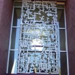 Mříže do okna