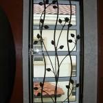 Okrasné mříže na okno