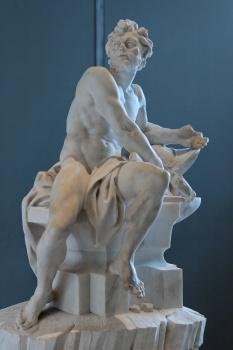 Socha Hefaistose